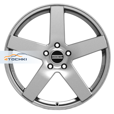 Диски Fondmetal STC-02 Gloss Silver 11x20/5x130 ЕТ52 D71,6