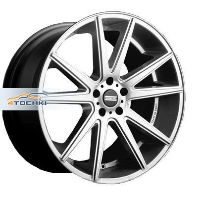 Диски Fondmetal STC-10 Gloss Silver 9x20/5x120 ЕТ45 D72,5