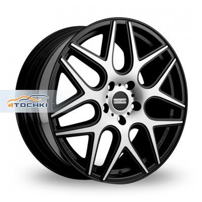 Диски Fondmetal STC-MS Matt Black + Diamond Cut 8,5x20/5x114,3 ЕТ35 D75
