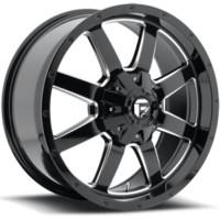 Frontier Gloss Blk/Machined