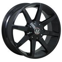 Y-651 Gloss black with clear coat