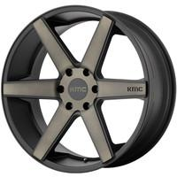 KM704 Black/Machined