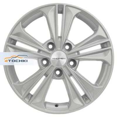 Диски Khomen Wheels Double-Spoke 603 (ZV 16_Soul) F-Silver
