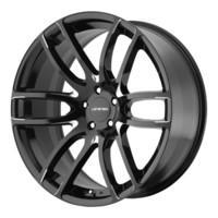 WL36 Black/Machined