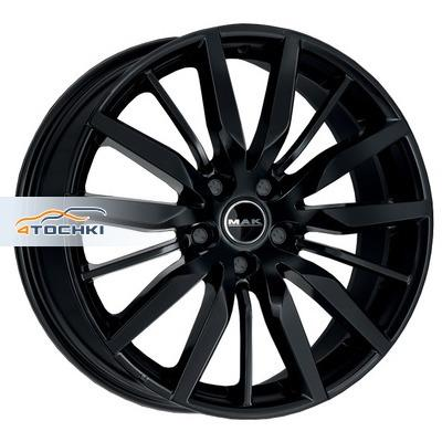 Диски MAK Barbury Gloss Black 8,5x20/5x114,3 ЕТ40 D76