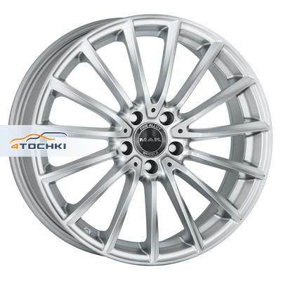 Диски MAK Komet Silver 7,5x17/5x112 ЕТ48 D66,6
