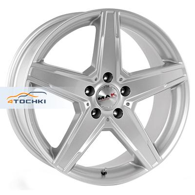 Диски MAK Stern Silver 7,5x16/5x112 ЕТ45,5 D66,6