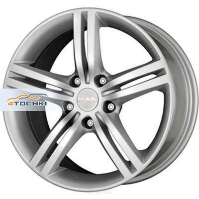 Диски MAK Veloce Italia Silver 7,5x17/5x108 ЕТ45 D72
