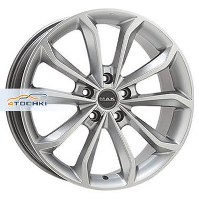 Диски MAK Xenon Hyper Silver 9,5x20/5x150 ЕТ52 D110,1