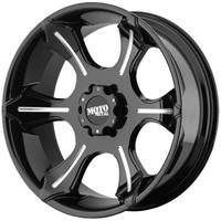MO965 Black/Machined