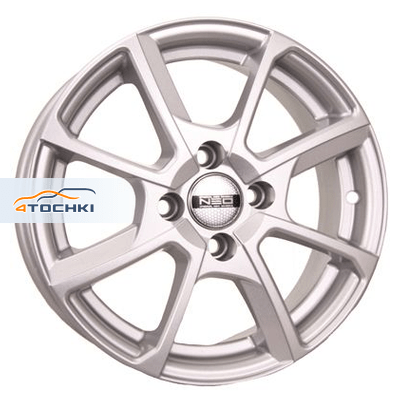 Диски Neo 538 Silver 6x15/4x108 ЕТ45 D63,4
