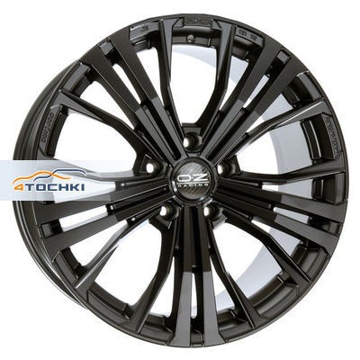 Диски OZ Cortina Matt Black 9,5x20/5x112 ЕТ52 D79