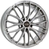 OZ Italia 150 Matt Race Silver Diamond Cut