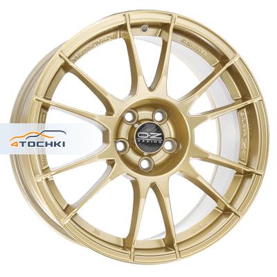Диски OZ Ultraleggera Race Gold 7,5x17/5x100 ЕТ48 D68