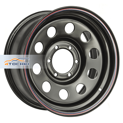 Диски Off-Road Wheels Ниссан Навара D40 3.0TD черный