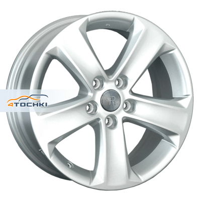 Диски Replay FA18 Sil 7x17/5x114,3 ЕТ45 D67,1