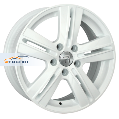 Диски Replay GN83 White 6,5x15/5x105 ЕТ39 D56,6