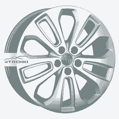 Диски Replay KI92 SF 7x17/5x114,3 ЕТ48 D67,1