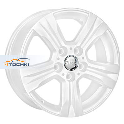 Диски Replay LF13 White 6,5x16/5x114,3 ЕТ45 D60,1