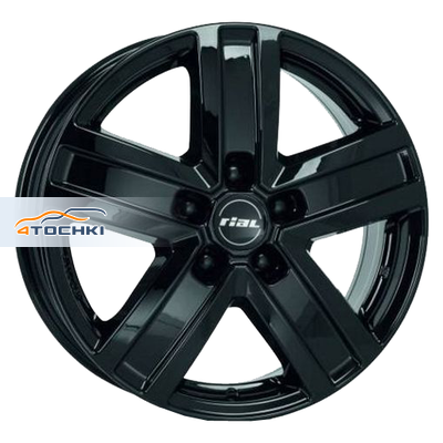 Диски Rial Transporter 5 Diamond Black 7x17/5x114,3 ЕТ45 D66,1