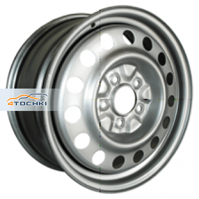 Диски Steger X40014ST Silver