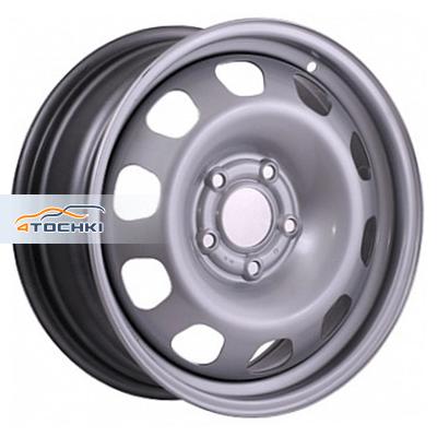 Литые диски ТЗСК Renault Duster серебро в Пензе, фотографии, размеры, цены. Купить литые колесные диски ТЗСК Renault Duster серебро.