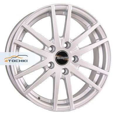 Диски Tech Line 305 Silver 4,5x13/4x114,3 ЕТ43 D69,1