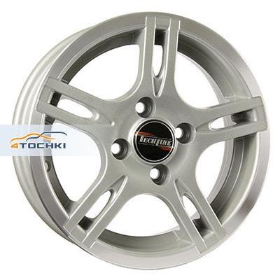 Диски Tech Line 319 Silver