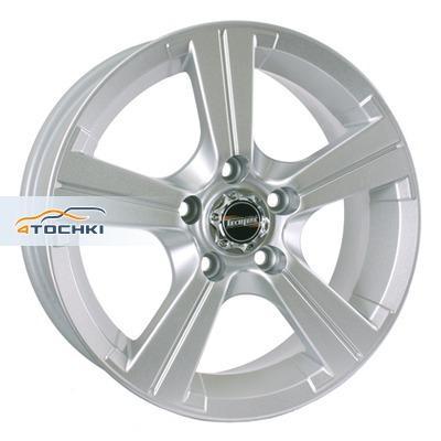 Диски Tech Line 503 Silver 6,5x15/5x114,3 ЕТ40 D67,1