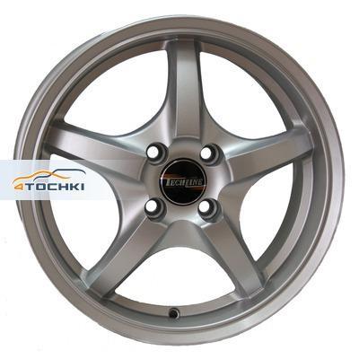 Диски Tech Line 527 Silver 6x15/5x112 ЕТ35 D67,1