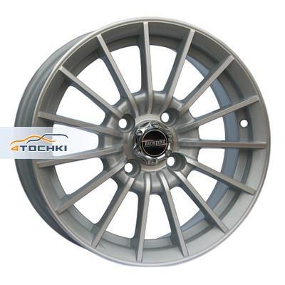Диски Tech Line 532 Silver 6x15/4x114,3 ЕТ45 D67,1