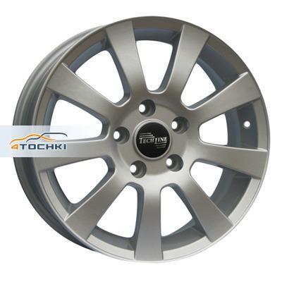 Диски Tech Line 607 Silver