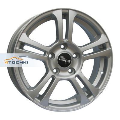 Диски Tech Line 614 Silver 6,5x16/5x114,3 ЕТ46 D67,1