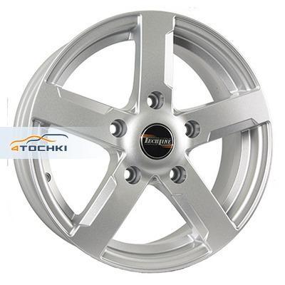 Диски Tech Line 618 SD 6,5x16/5x139,7 ЕТ40 D98