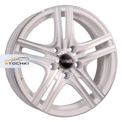 Диски Tech Line 626 White 6,5x16/5x108 ЕТ50 D63,4