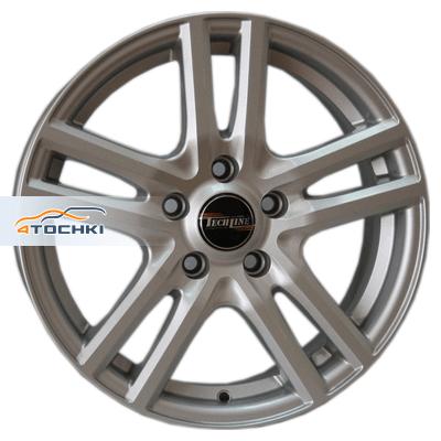 Диски Tech Line 629 Silver 6,5x16/5x114,3 ЕТ45 D67,1
