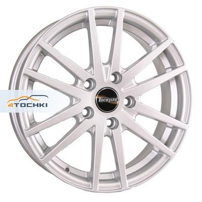 Диски Tech Line 635 Silver 6,5x16/5x112 ЕТ45 D57,1