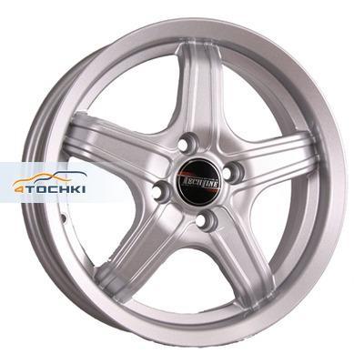Диски Tech Line 636 Silver 6,5x16/5x105 ЕТ39 D56,6