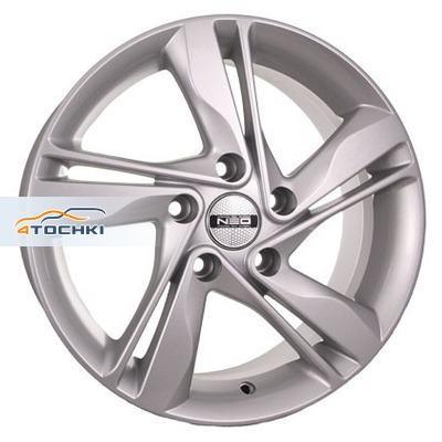 Диски Tech Line 650 Silver 6,5x16/5x114,3 ЕТ50 D66,1