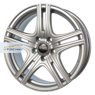 Диски Tech Line 710 Silver 7,5x17/5x112 ЕТ45 D66,6