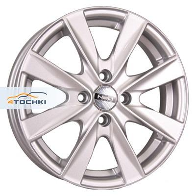 Диски Neo 524 Silver 5,5x15/4x100 ЕТ46 D54,1