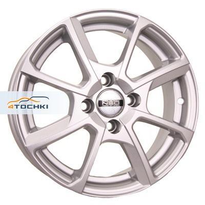 Диски Neo 538 Silver 6x15/4x98 ЕТ38 D58,6