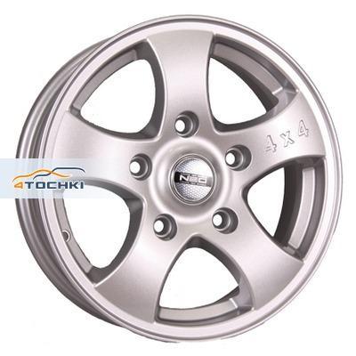 Диски Neo 641 Silver 7x16/5x139,7 ЕТ35 D98