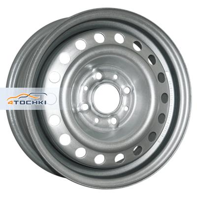 Диски Trebl 53A45V Silver 5,5x14/4x100 ЕТ45 D56,1