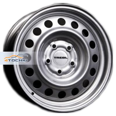 Диски Trebl 6085 Silver 5,5x14/5x120 ЕТ40 D67,1