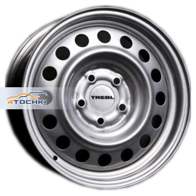 Диски Trebl 7885 Silver 6,5x16/5x115 ЕТ46 D70,3