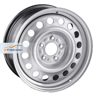 Диски Trebl 8075 Silver 6x15/4x114,3 ЕТ43 D67,1