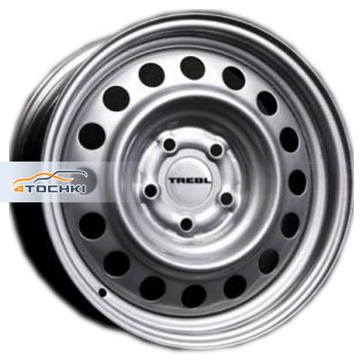 Диски Trebl 9228 Silver 6,5x16/5x114,3 ЕТ46 D67,1