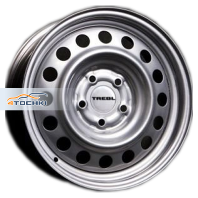Диски Trebl 9685 Silver 6,5x16/5x120 ЕТ51 D65,1