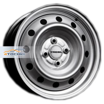 Диски Trebl X40020 Silver 6,5x16/5x114,3 ЕТ35 D67,1